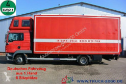 Camion fourgon MAN TGL 12.240 Möbelkoffer 6-Sitze MBB LBW 1 to 1.Hd