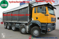 Camion MAN TGA 41.440 10x8 35m³ hydr. Muldendeckel NL 26t. dublu second-hand