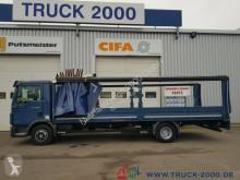 Camion MAN TGL 12.250 Edscha L + R + Schiebeverdeck 1.Hand plateau ridelles occasion