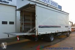 Vrachtwagen MAN TGL 12.250 BL Schiebeplane LBW 1.5 t. AHK 1.Hand tweedehands met huifzeil