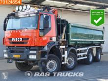 Camion bi-benne occasion Iveco Trakker