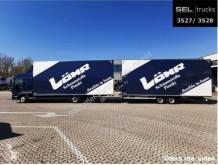 Camión remolque furgón usado MAN TGL TGL 8.220 4x2 BL / JUMBO / NAVI / Alu-Felgen