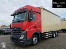 camion Mercedes Actros 2542 / Ladbordwand / Retarder