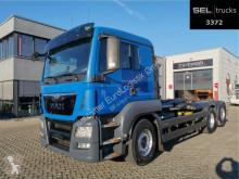 camion MAN TGS 26.440 / Lenkachse / Liftachse / Meiller
