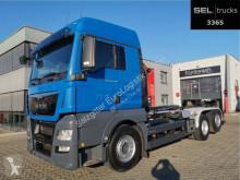 Camión MAN TGX 26.440 6x2-4 BL / Intarder / Lift-Lenkachse multivolquete usado