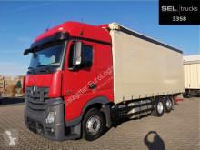 camion Mercedes Actros 2542 /Ladebordw. /MB Standklima /Retarder
