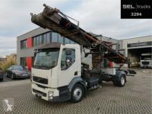 Camion benne céréalière occasion Volvo FL-240 / Förderbandfahrzeug / German