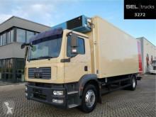 Used refrigerated truck MAN TGM 18.280 4x2 BL / Ladbordwand / 2 Kammern