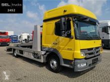 Mercedes car carrier truck Atego 822 4x2 BL / 2 Autos / Euro 5