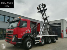 Camion multibenne Volvo FM1950-HT 8X6 / Euro 5 /Manual