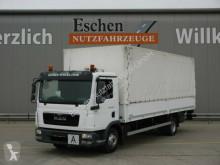 camion MAN TGL 12.220 BL, LBW, Klima, AHK, Bl/Lu,*HU 04/21*