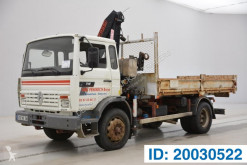 Camion Renault Midlum 160 benne occasion