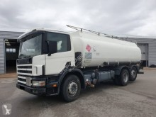 Camion Scania D 94D310 citerne hydrocarbures occasion
