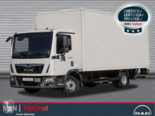 Camion MAN TGL 8.190 4X2 BL Koffer 6m, Ladebordwand, Tempomat fourgon occasion
