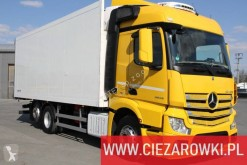 Ciężarówka chłodnia z regulowaną temperaturą Mercedes Antos 2542