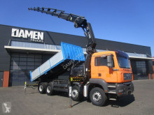 MAN TGA 41.390 truck used tipper