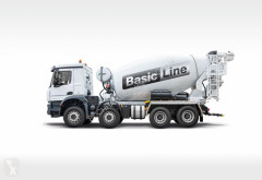 Stetter AM 12C Basis Line truck new concrete mixer