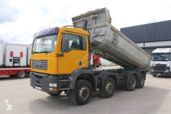 Camion MAN TGA 35.360 benne occasion