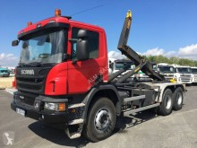 Scania hook arm system truck P 400