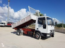 Iveco three-way side tipper truck Eurocargo 75 E 12