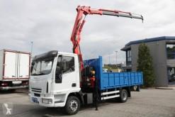 Camión caja abierta Iveco Eurocargo ML 90 E 18