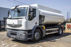 Camion Renault Premium cisternă hidrocarburi second-hand