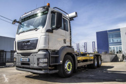 Camion MAN TGS porte containers occasion