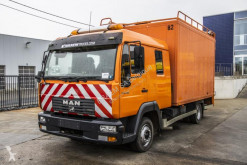 Camion fourgon occasion MAN LE 8.180