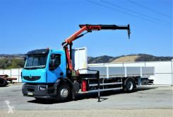 camião Renault Premium 310 DXI Pritsche 7,80m+Kran/FUNK