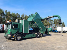 Ciężarówka odkurzacz Scania DISAB Saugbagger