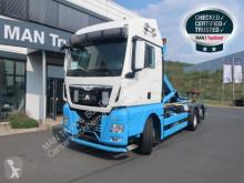 Camion MAN TGX 26.440 6X2-2 BL/ VDL 21.000 kg multibenne occasion