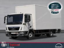 Camion MAN TGL 8.190 4X2 BL Koffer 6m, LaneGuard, Klima fourgon occasion