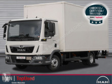 Camion fourgon occasion MAN TGL 8.190 4X2 BL Koffer 6m, Klima, Tempomat