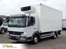 Mercedes Atego 1018 truck used mono temperature refrigerated