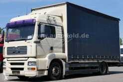 MAN TGA 18.350 truck used tautliner