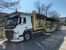 camião Volvo FM 460 Autotransport PKW Transporter komplettzug