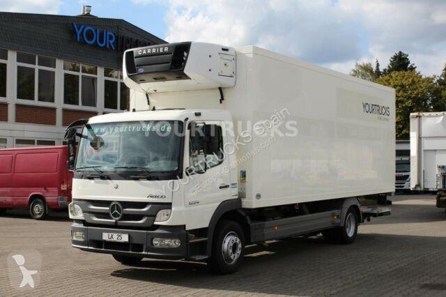 Voir les photos Camion Mercedes Atego 1224 Tri-Multi-Temp/CS 950Mt/Strom/Tür/LBW