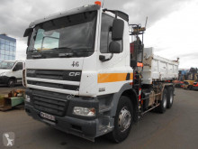 DAF CF85 360 truck used two-way side tipper