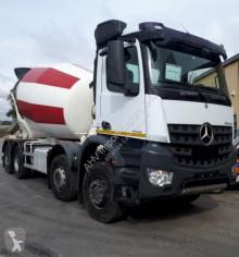 ciężarówka betonomieszarka nc