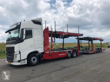 Camión portacoches usado Volvo FH540 6X2 KASSBOHRER METAGO