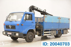 MAN 10.150 truck used flatbed