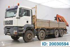 MAN flatbed truck TGA