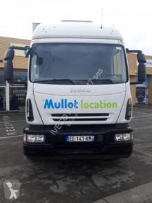 Camion fourgon déménagement occasion Iveco Eurocargo 190 EL 28