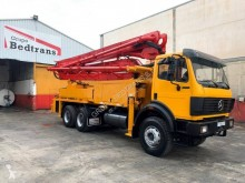Mercedes SK 2631 truck used concrete pump truck