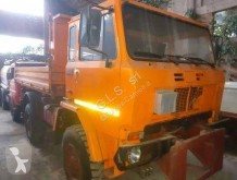 Iveco three-way side tipper truck 80.14