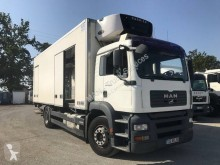 Camion MAN TGA 18.320 frigo multitemperature usato