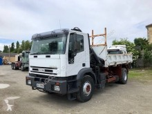 Iveco Eurotech 190E27 truck used two-way side tipper