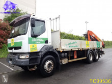 Camion Renault Kerax 370 plateau occasion