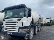 Камион бетон миксер Scania P 380