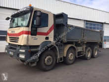 Camion Iveco Trakker **EXPORT** 410 8x4 benne occasion
